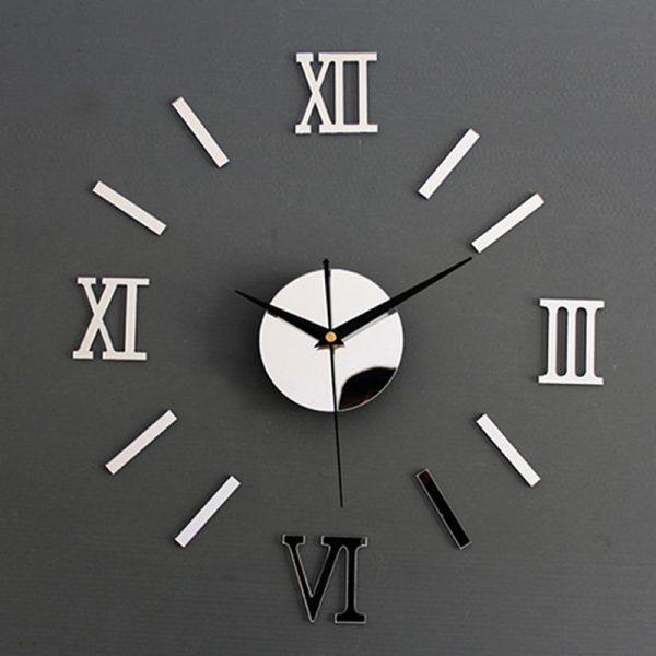 Orologio da parete effetto 3D