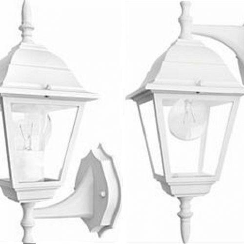 Applique da esterno ascendente / discendente – illuminazione giardino balcone