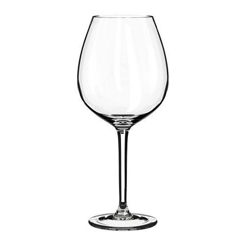 calice vetro vino rosso hederlig