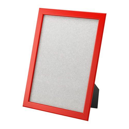 Cornice portafoto FISKBO 21×30 cm colori vari
