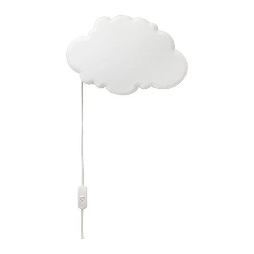 Lampada da parete forma di nuvola DRÖMSYN