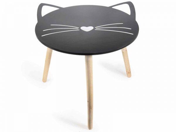 Tavolino forma di gatto