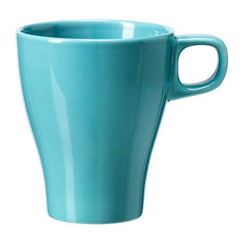 Tazza da caffè latte FÄRGRIK 25 cl colori vari