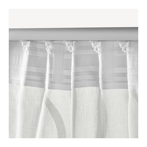 tenda hillmari 2 teli bianca 145x300 cm pillinoshop com